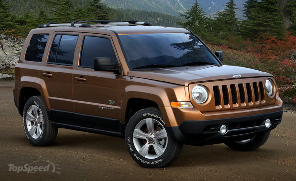 Jeep Patriot #7