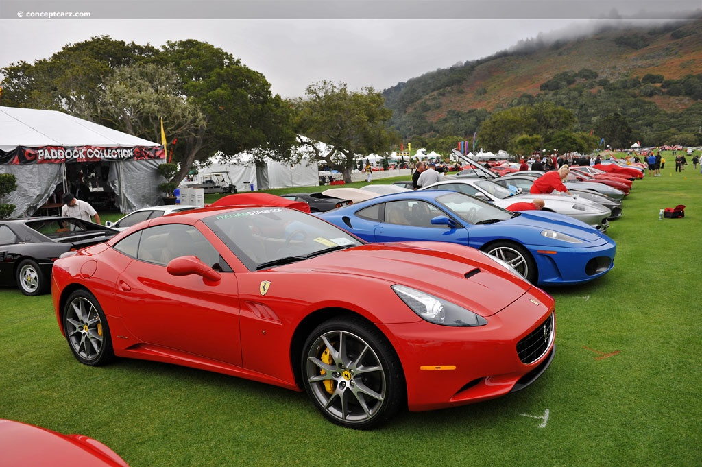 2010 Ferrari California #14