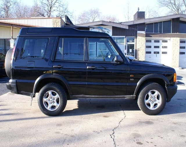 2000 Land Rover Discovery Series Ii #15