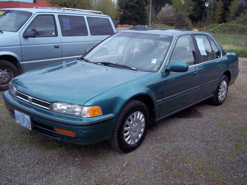 1990 Honda Accord #3