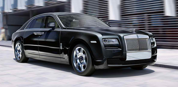 Rolls royce Ghost #9
