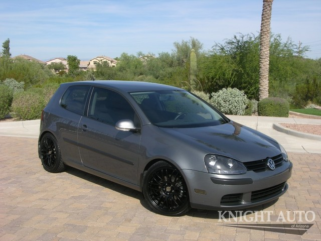 2007 Volkswagen Rabbit #4