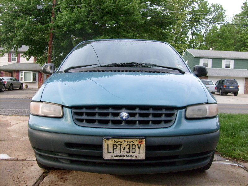 1996 Plymouth Voyager #13