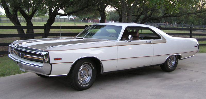 1970 Chrysler Cordoba #9