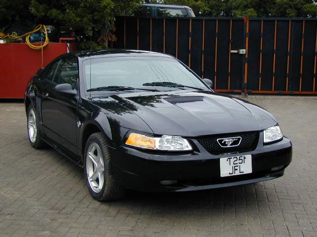 1999 Ford Mustang #15