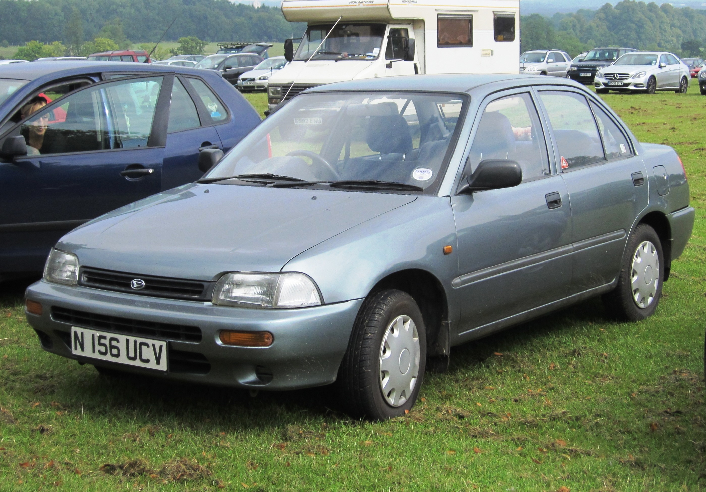 1994 Daihatsu Applause #6