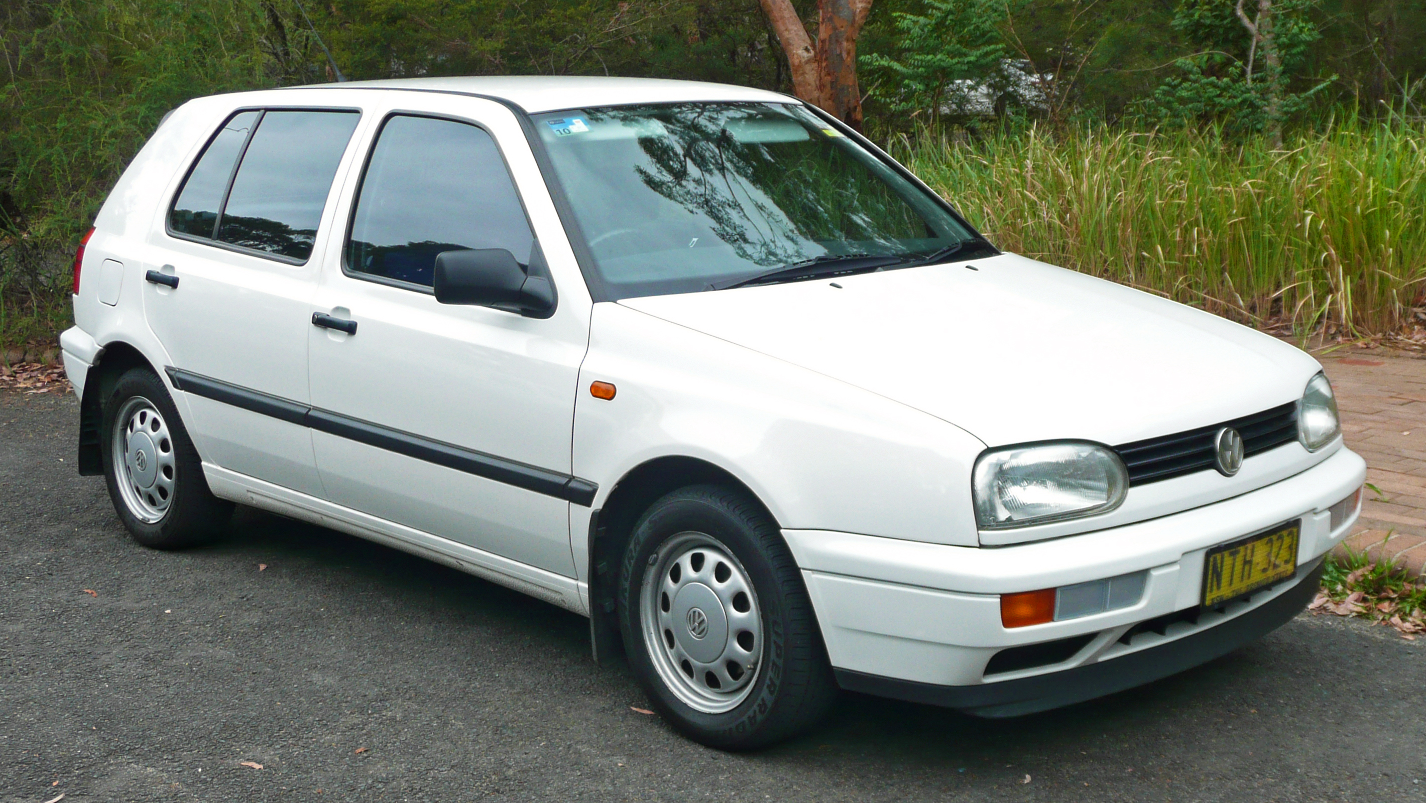 1998 Volkswagen Golf #3