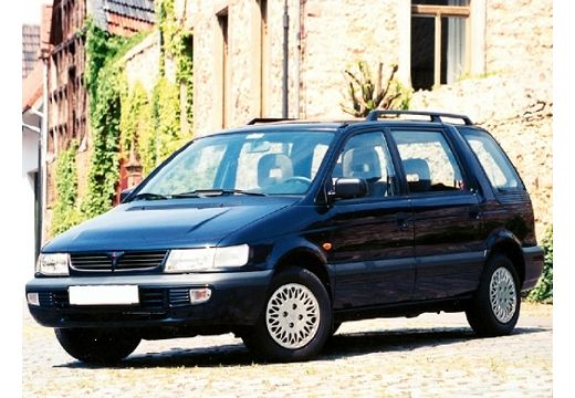 1996 Mitsubishi Space Wagon #9