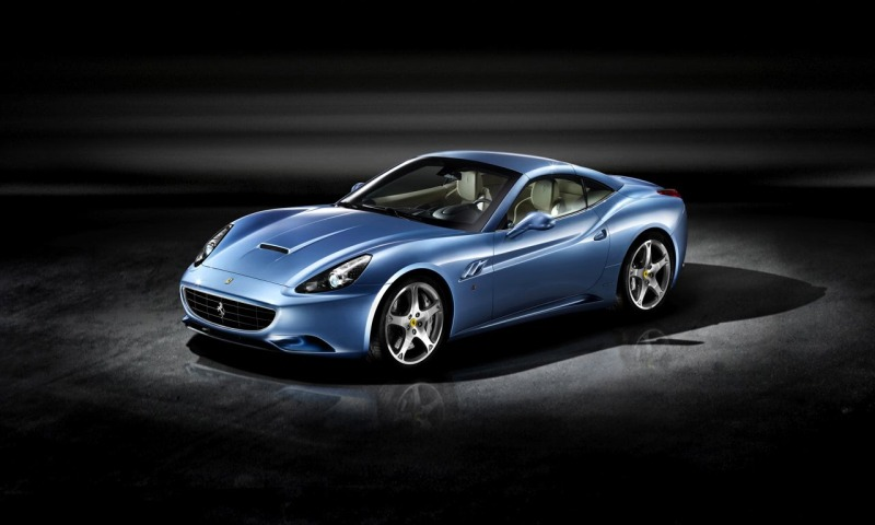 2009 Ferrari California #5
