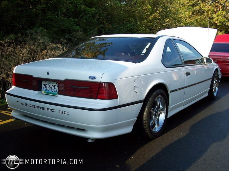 1991 Ford Thunderbird #12