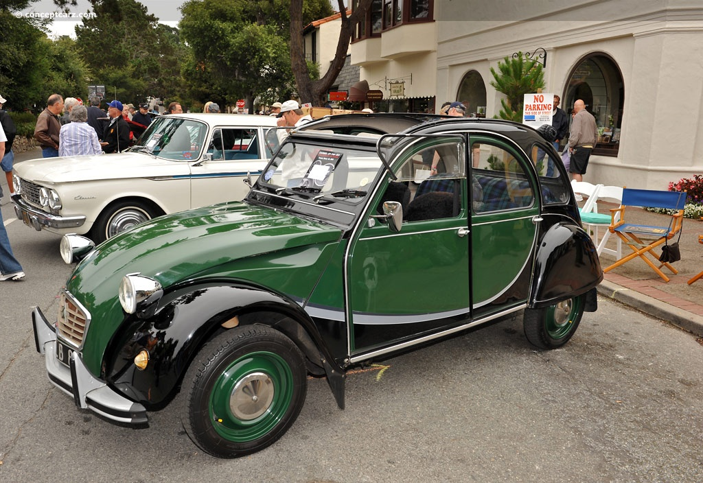 1967 citroen 2cv photos  informations  articles