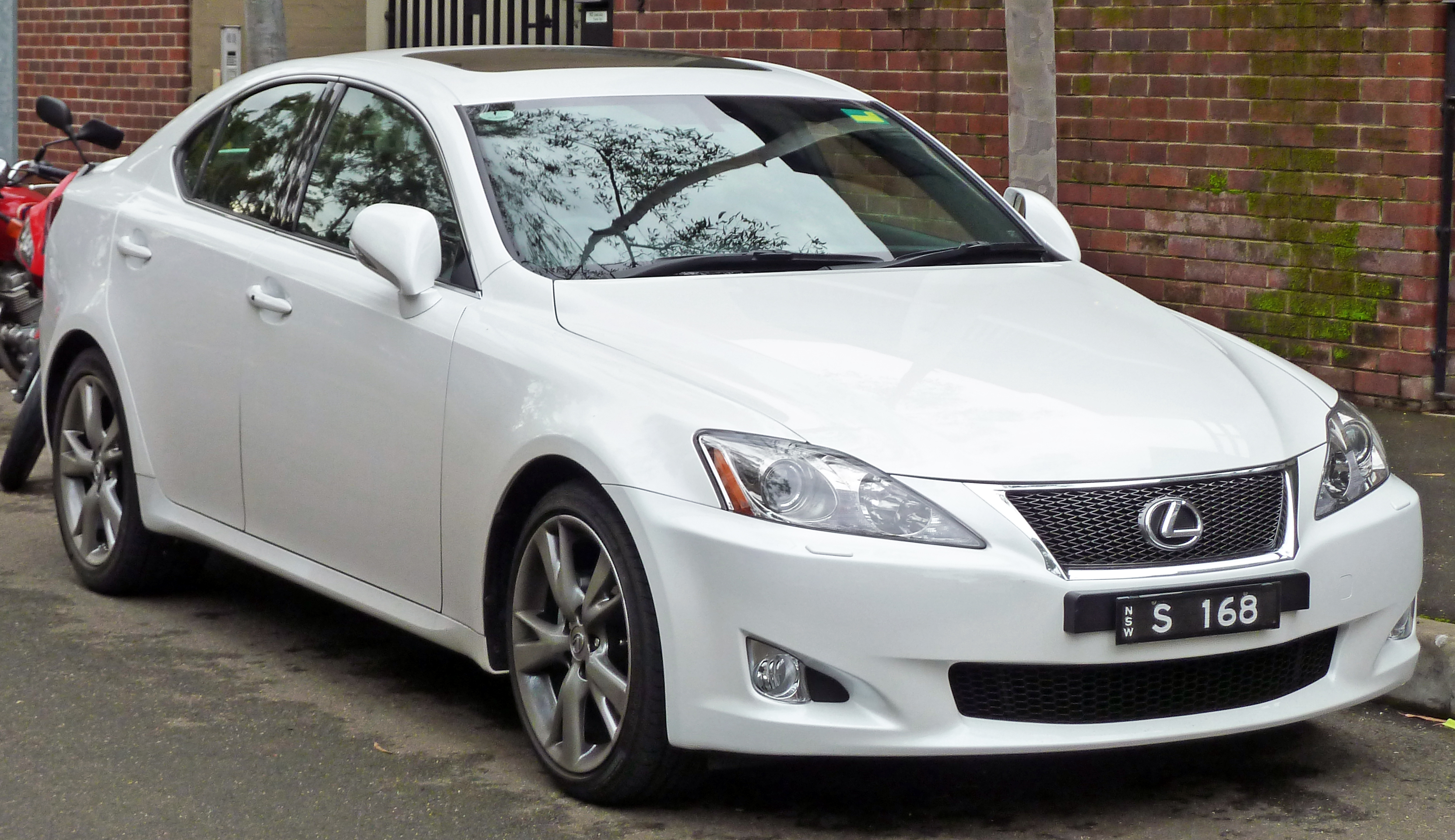 Lexus Is 250 #11