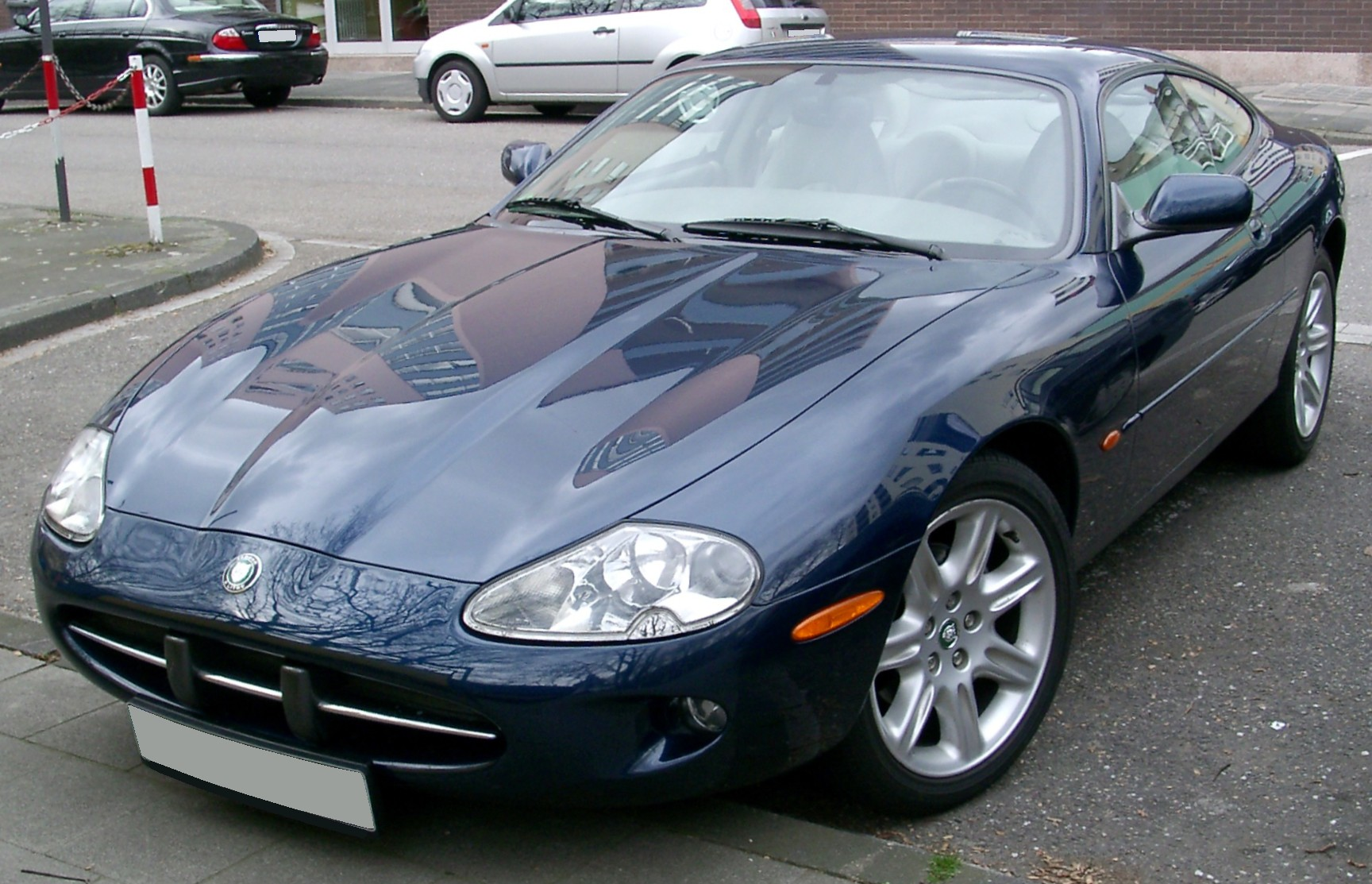 1998 Jaguar Xk-series #11