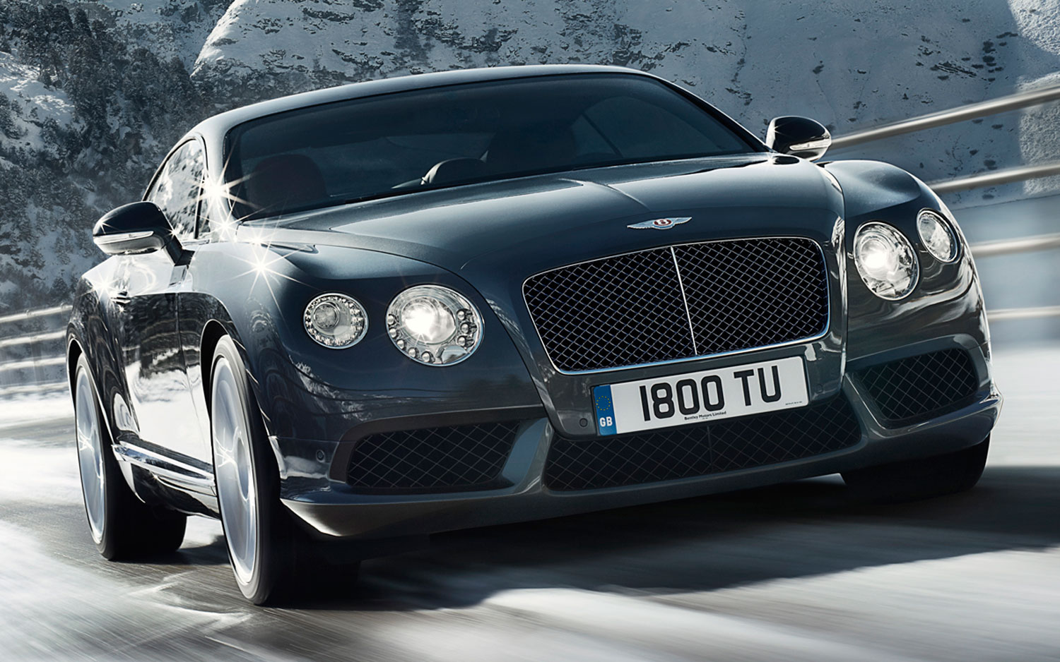 2012 Bentley Continental Gt #6