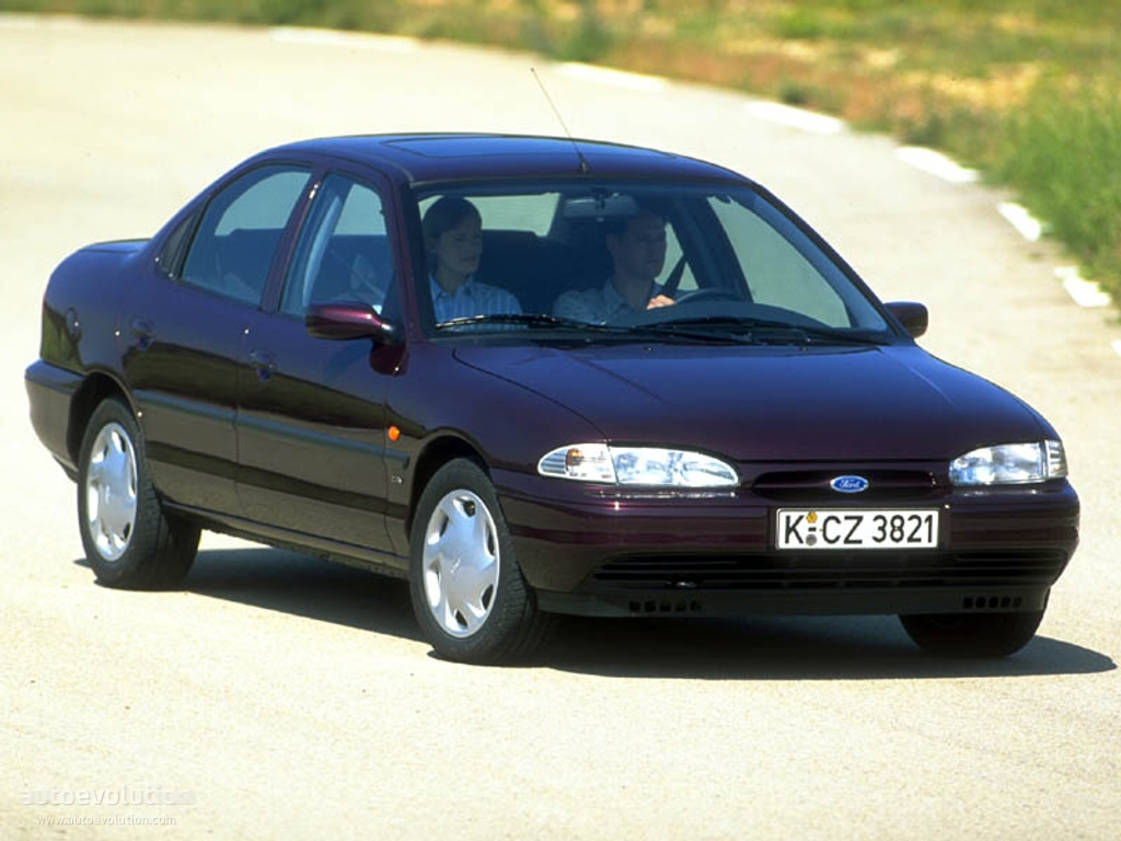 1993 Ford Mondeo #7