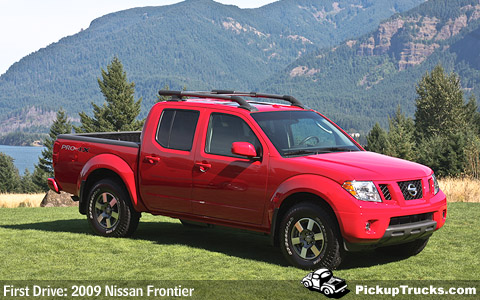 2009 Nissan Frontier Photos Informations Articles Bestcarmag