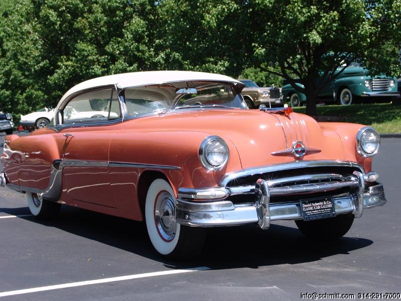1954 Pontiac Star Chief #4