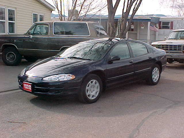 2002 Dodge Intrepid #17