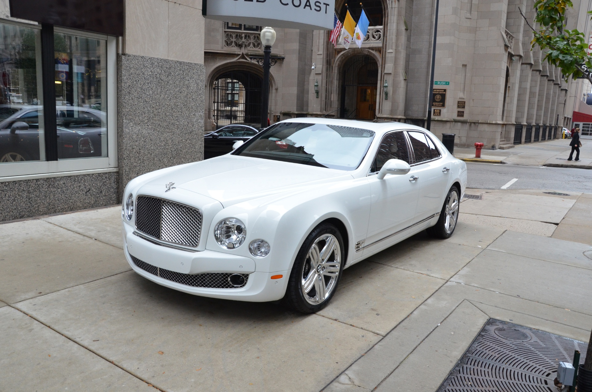 2013 Bentley Mulsane #7