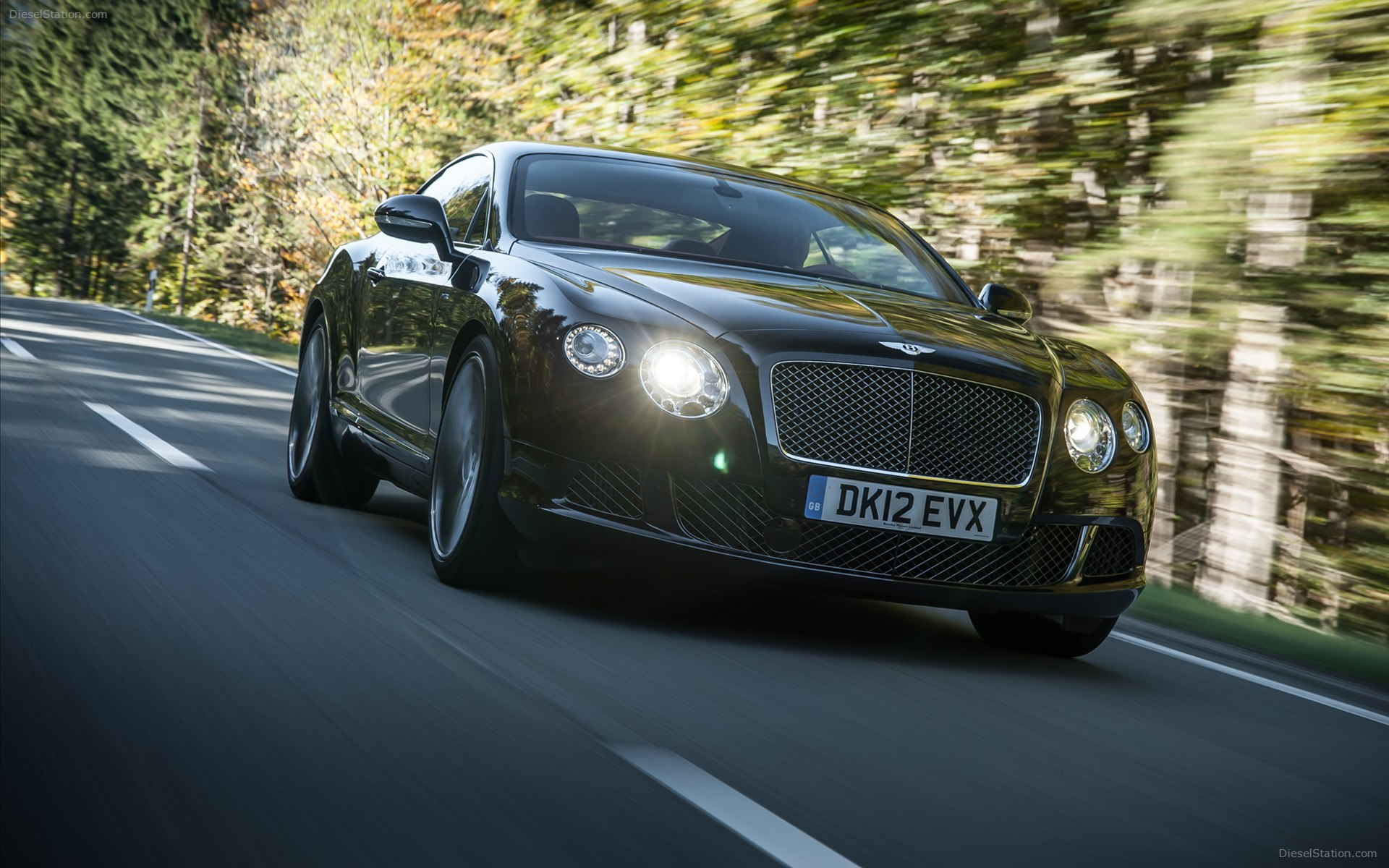 2013 Bentley Continental Gt Speed #17