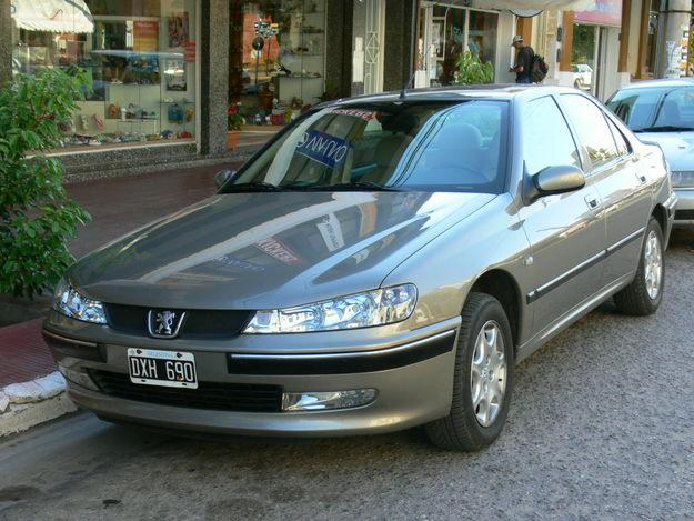 2002 Peugeot 406 Photos, Informations, Articles - BestCarMag.com