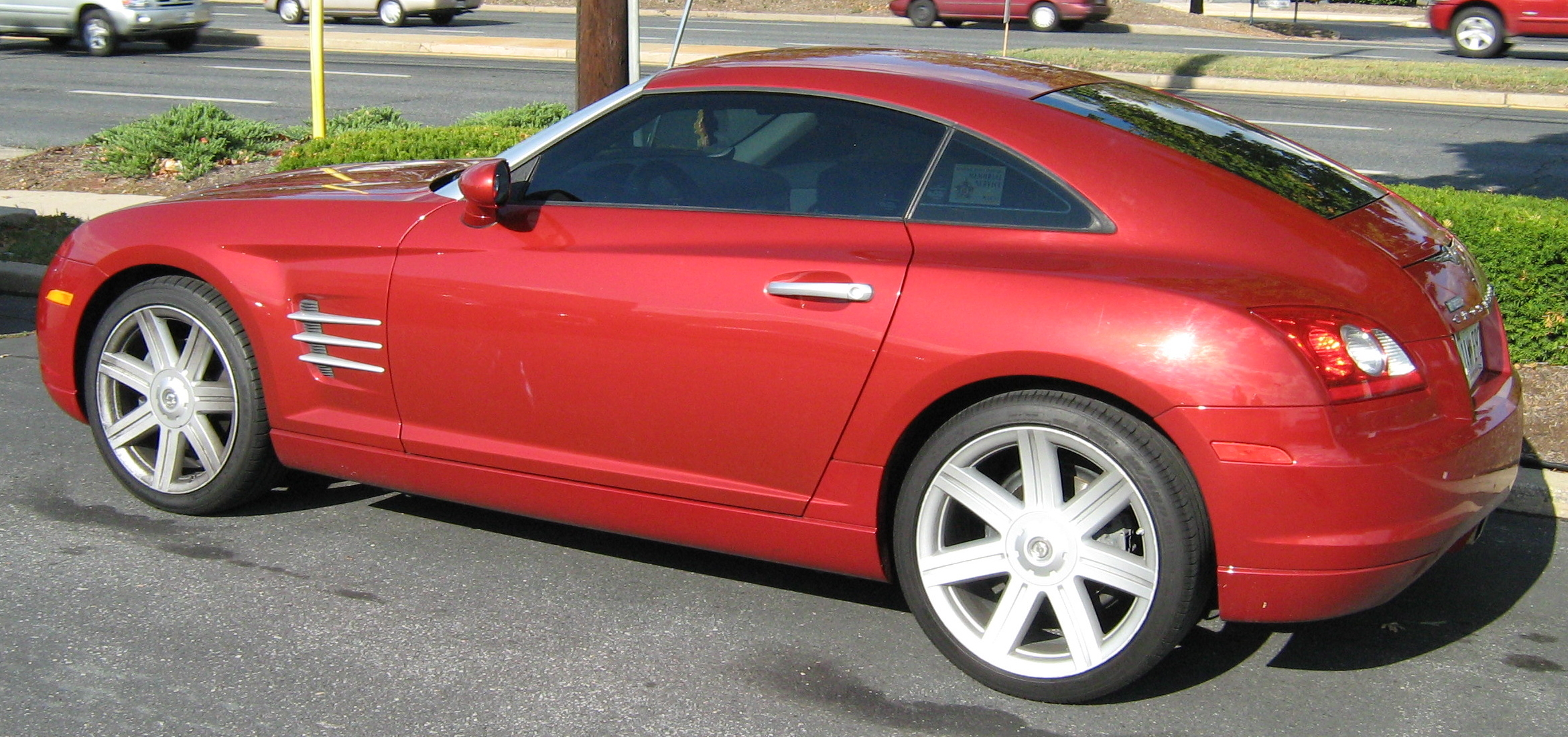 2006 Chrysler Crossfire #13