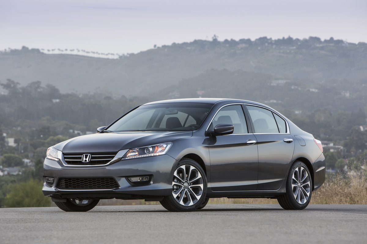 Honda Accord #7