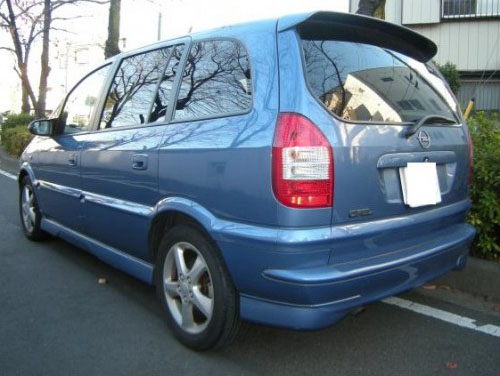 2005 Subaru Traviq #13