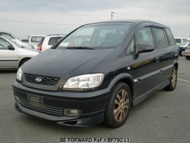 2005 Subaru Traviq #6