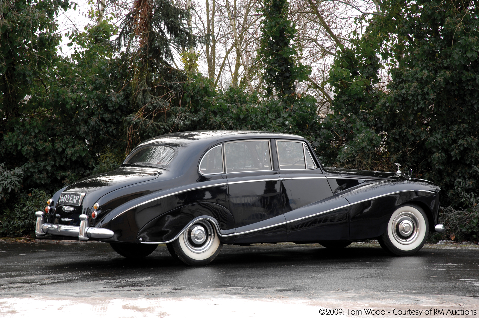 1958 Rolls royce Silver Cloud #9