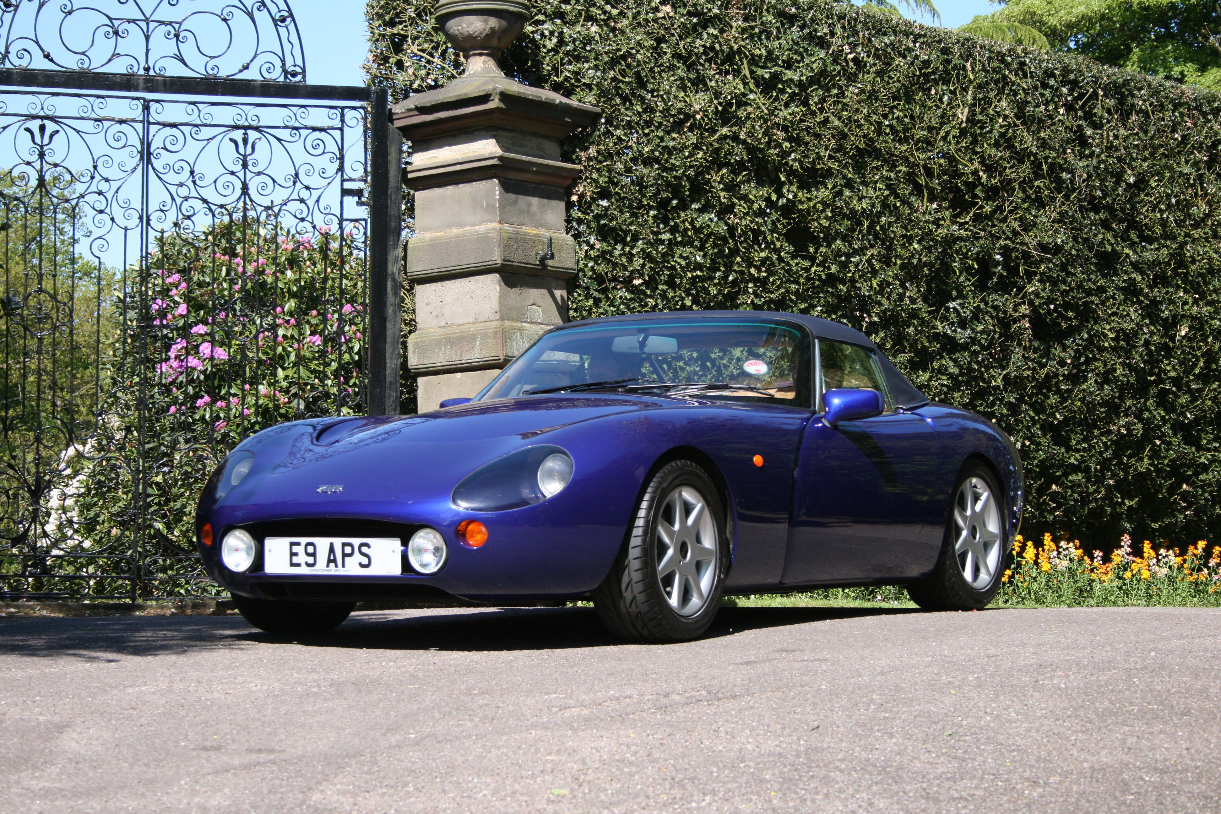 1991 TVR Griffith #9
