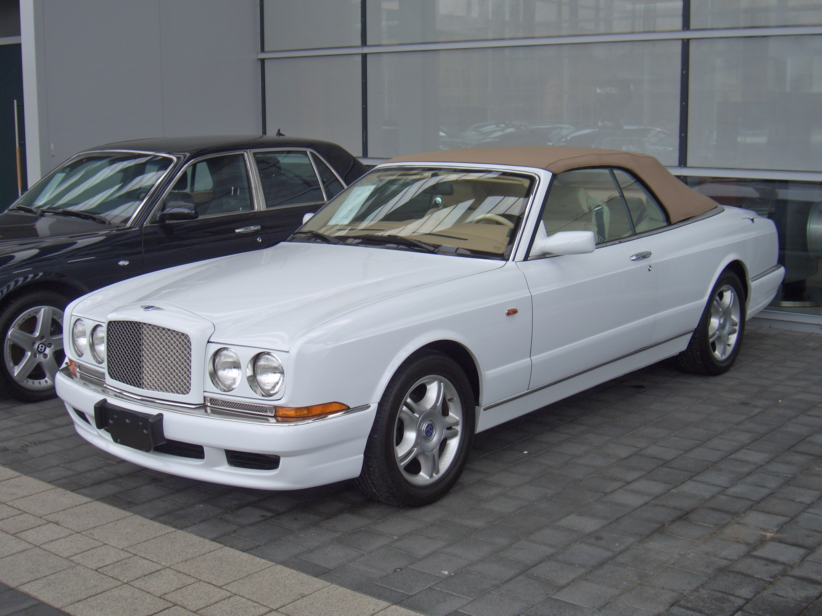 2002 Bentley Azure #8