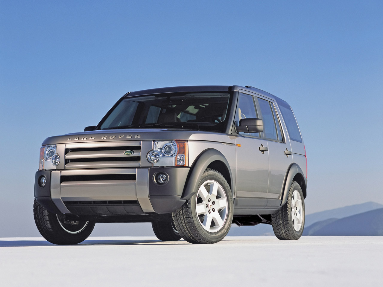 2005 Land Rover Discovery 3 #3