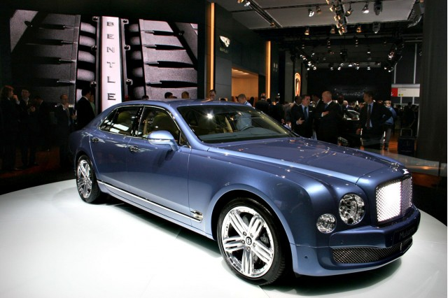 2011 Bentley Mulsanne #7