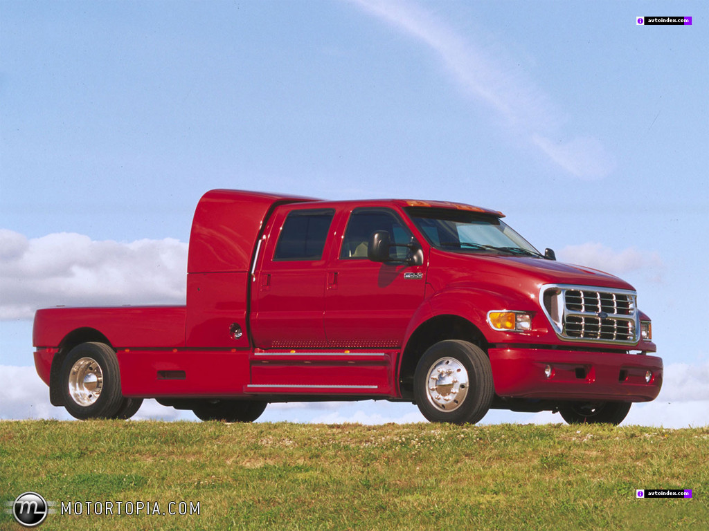 2001 Ford F-650 #3