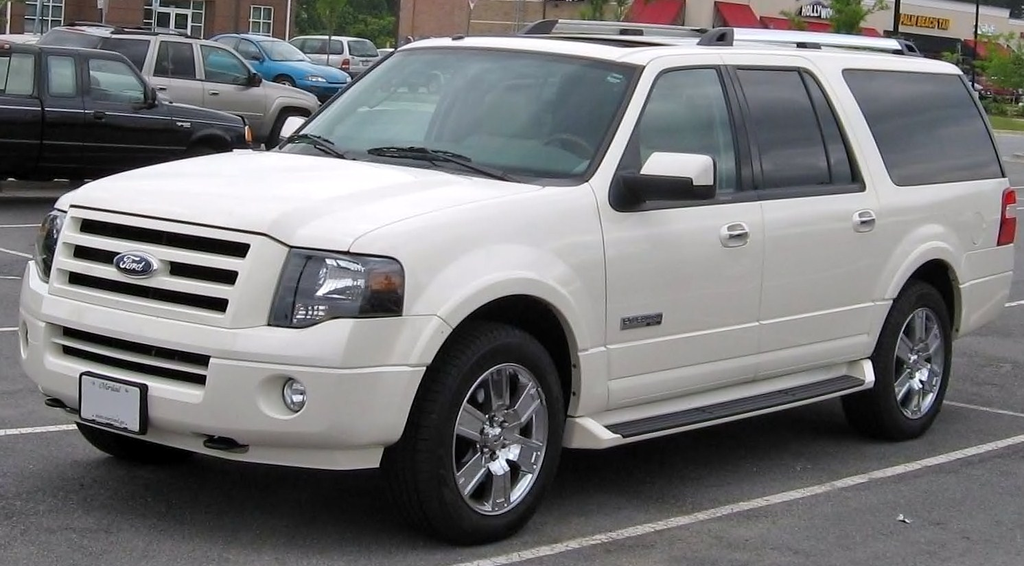 2009 Ford Expedition El #2