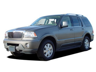 2004 Lincoln Aviator #6