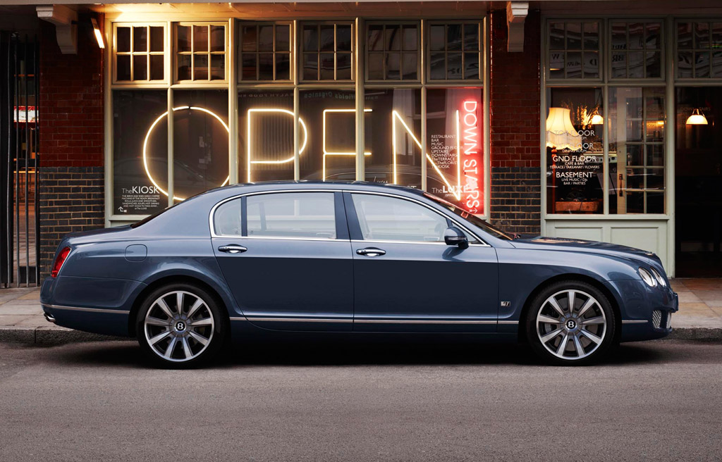 2012 Bentley Continental Flying Spur #12