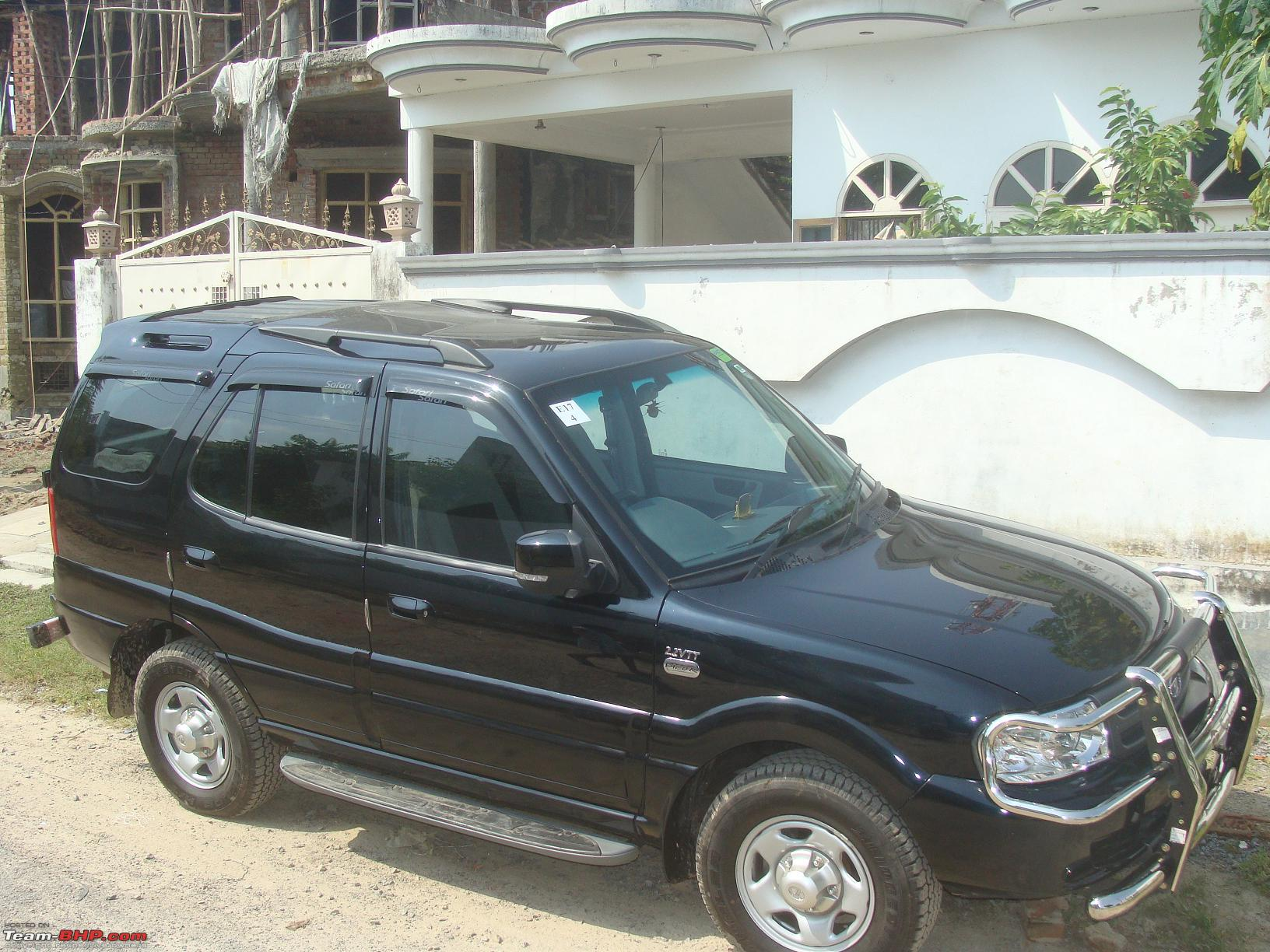 2001 Tata Safari #13