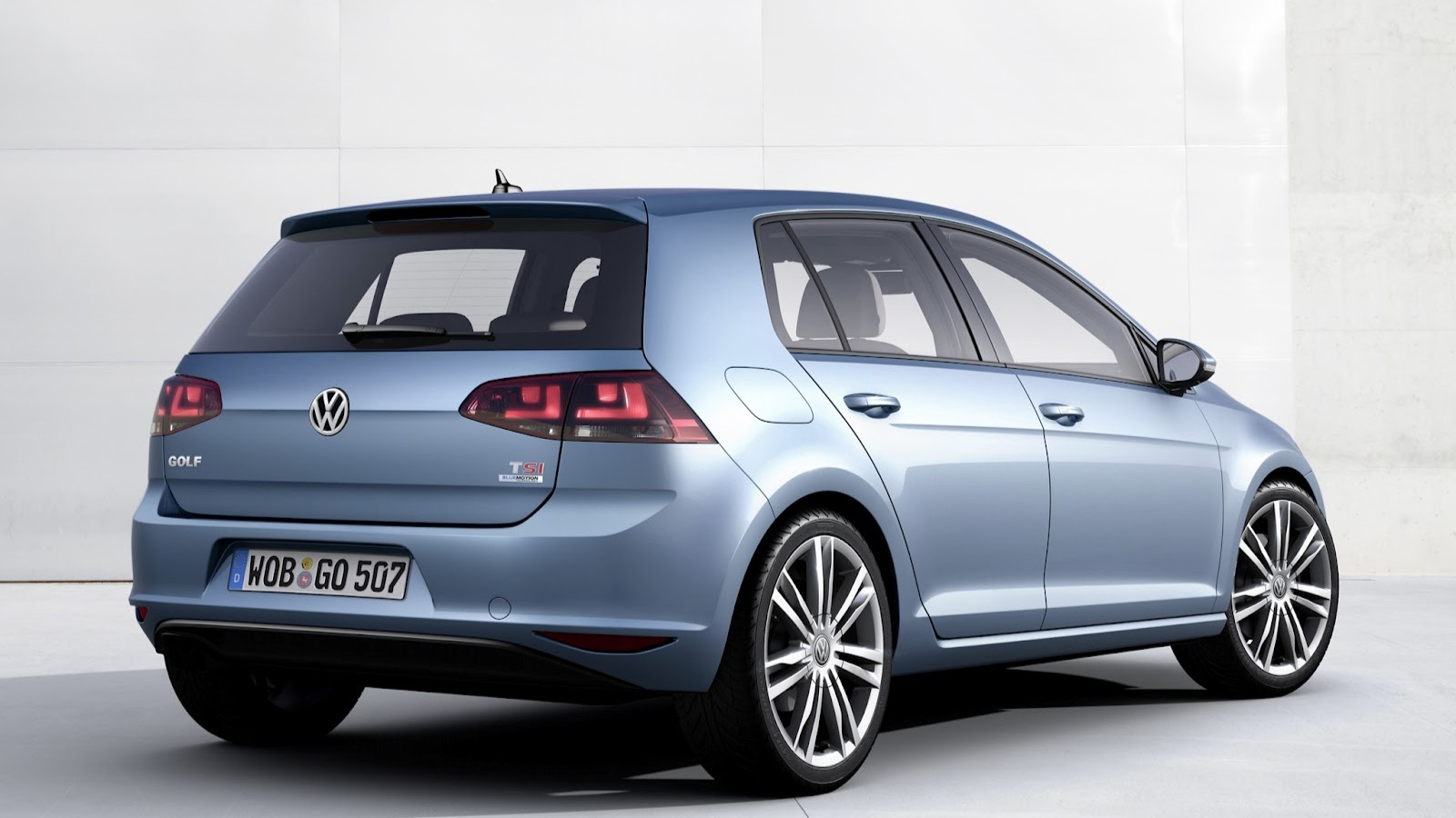 2014 Volkswagen Golf #16