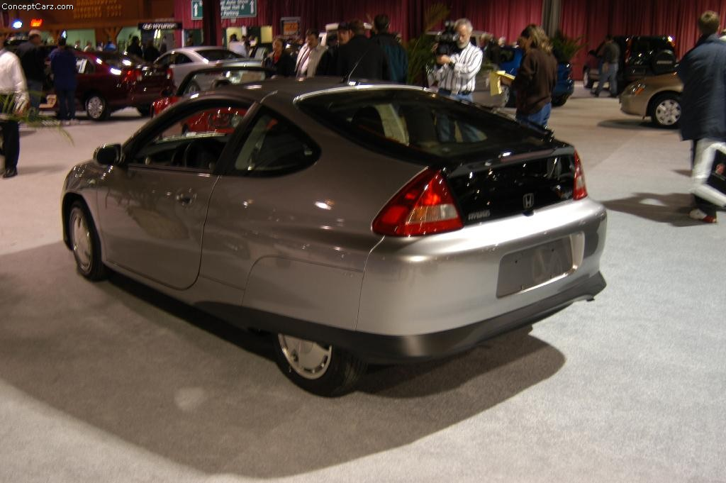 2003 Honda Insight #4