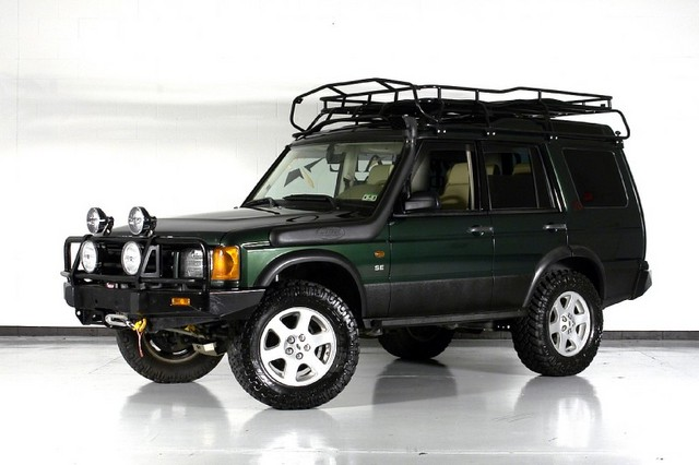 2002 land rover discovery series ii photos informations articles bestcarmag com