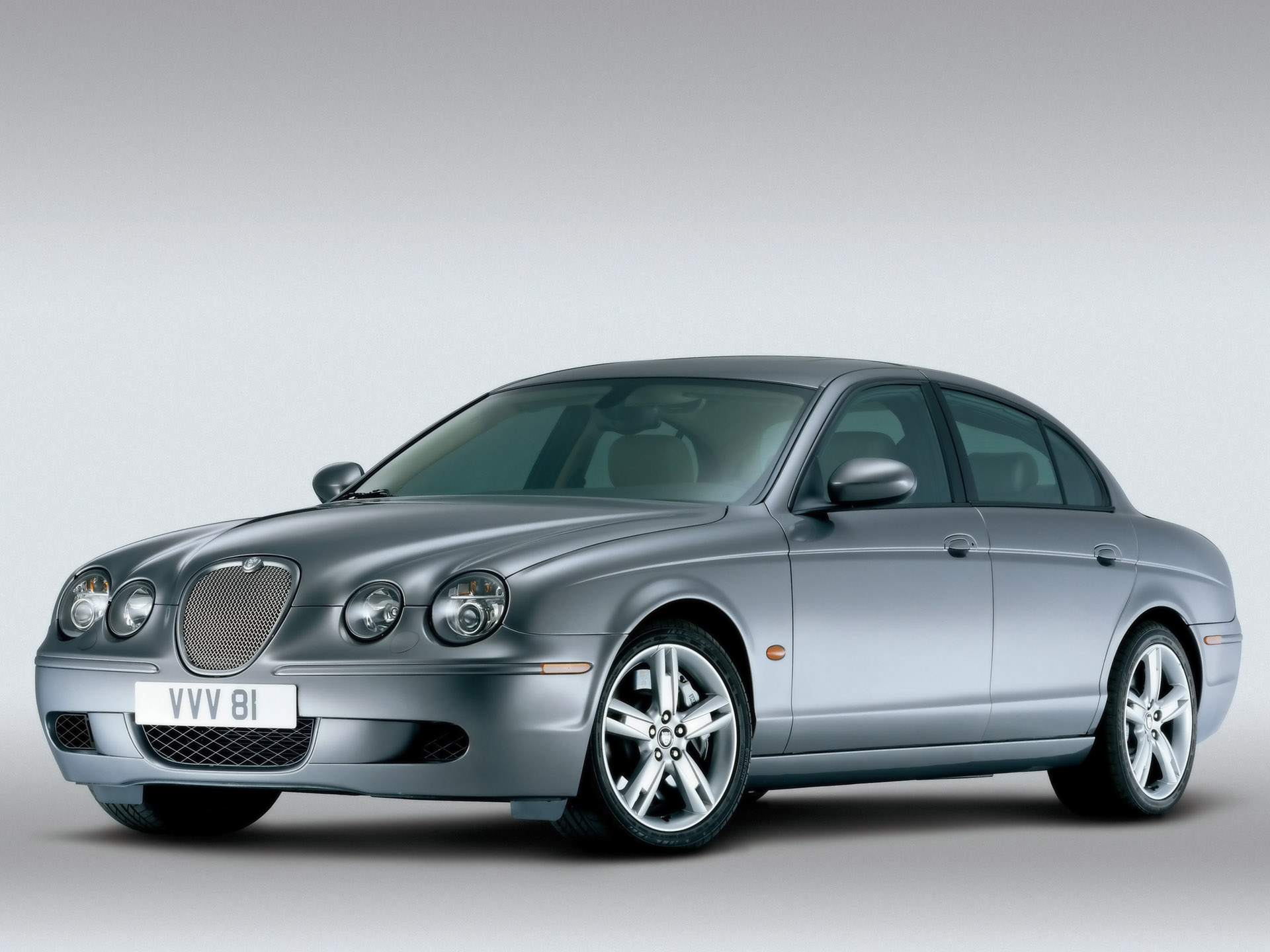 2005 Jaguar S-type #1