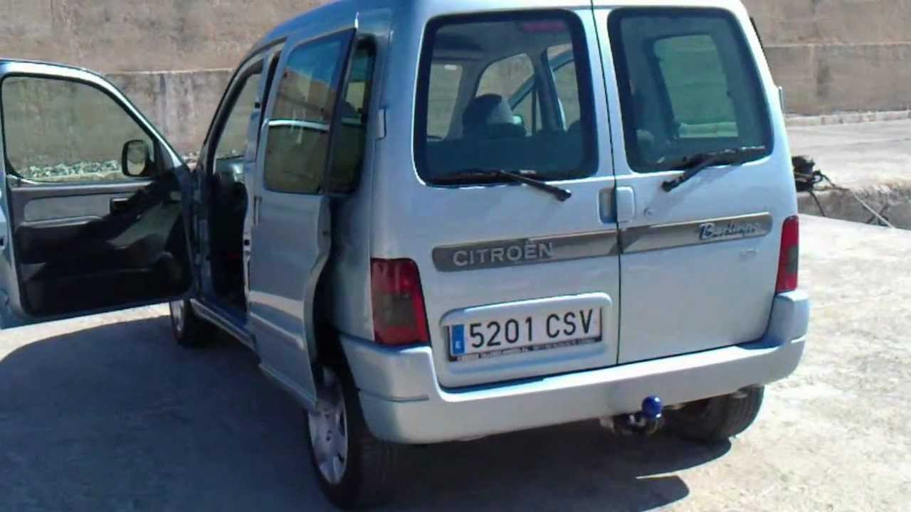 2004 Citroen Berlingo #9