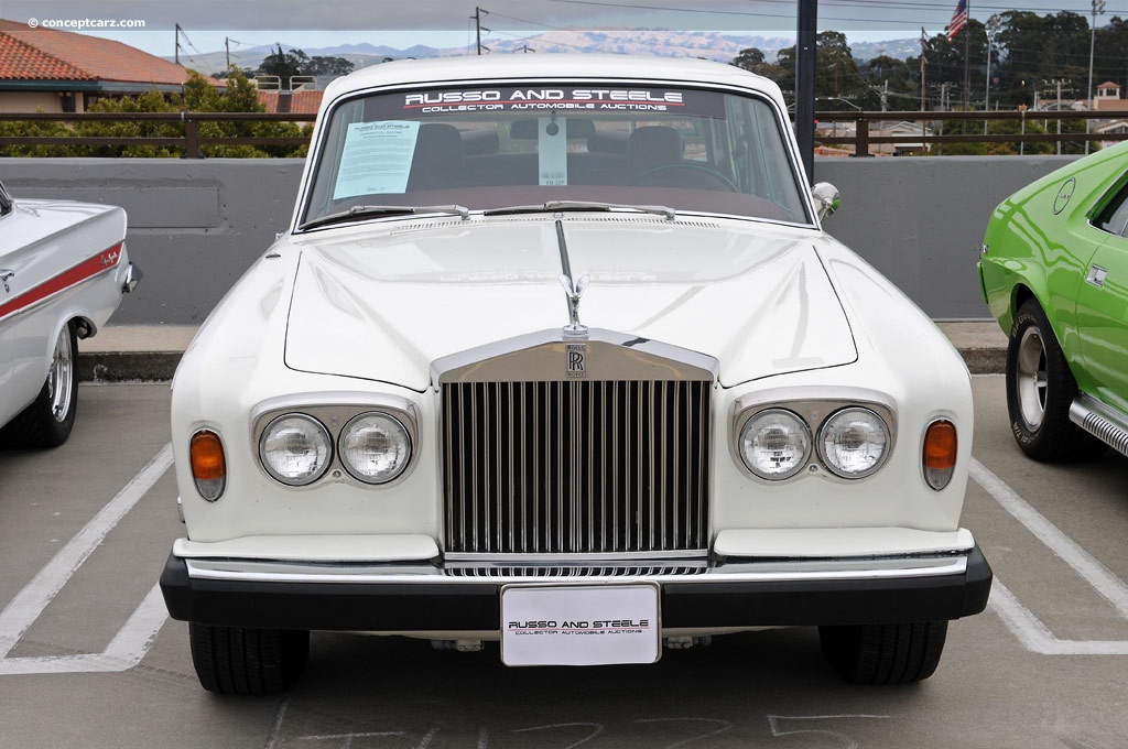 1976 Rolls royce Silver Shadow #13