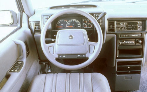 1991 Plymouth Voyager #15