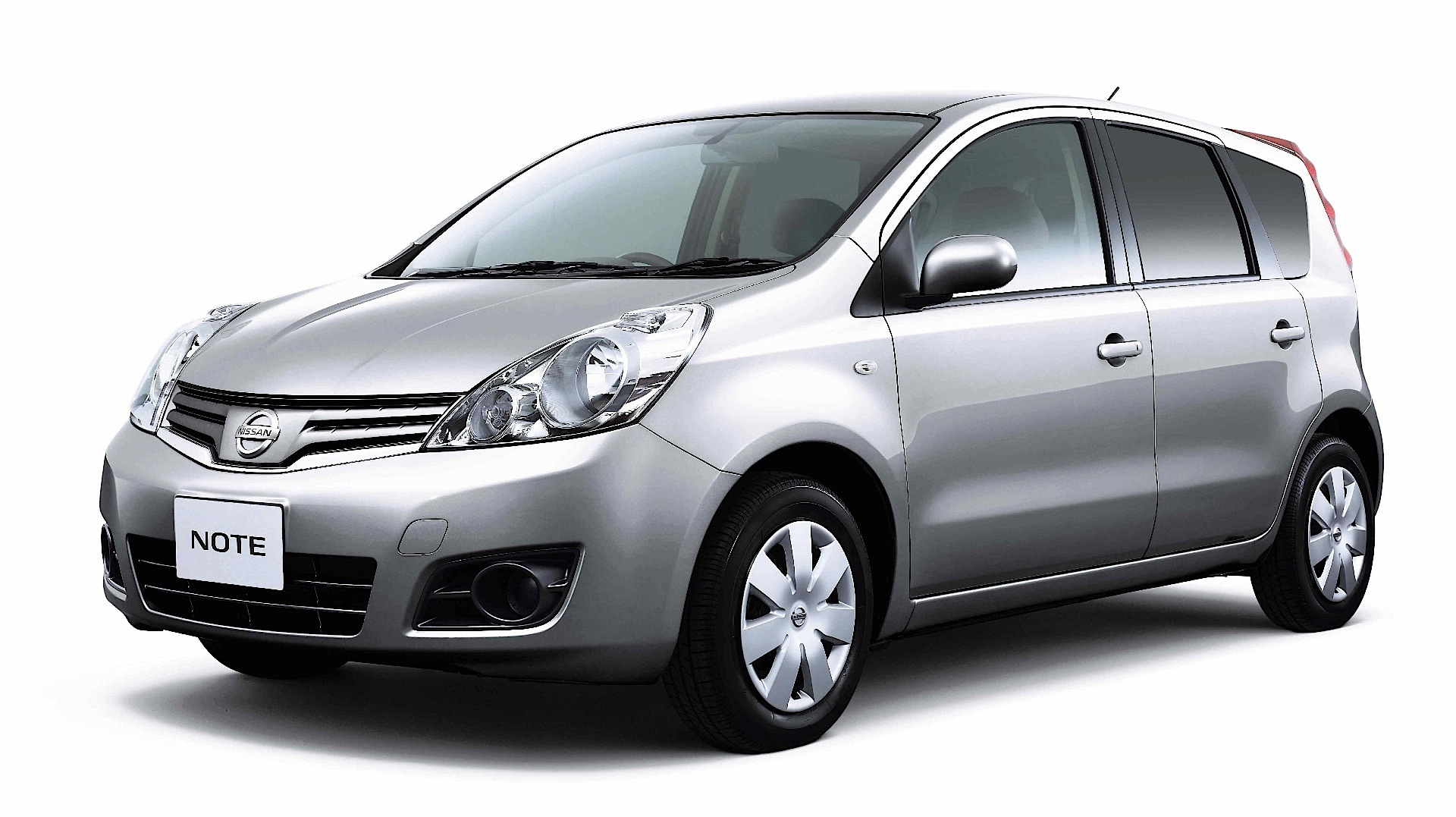2012 Nissan Note #9