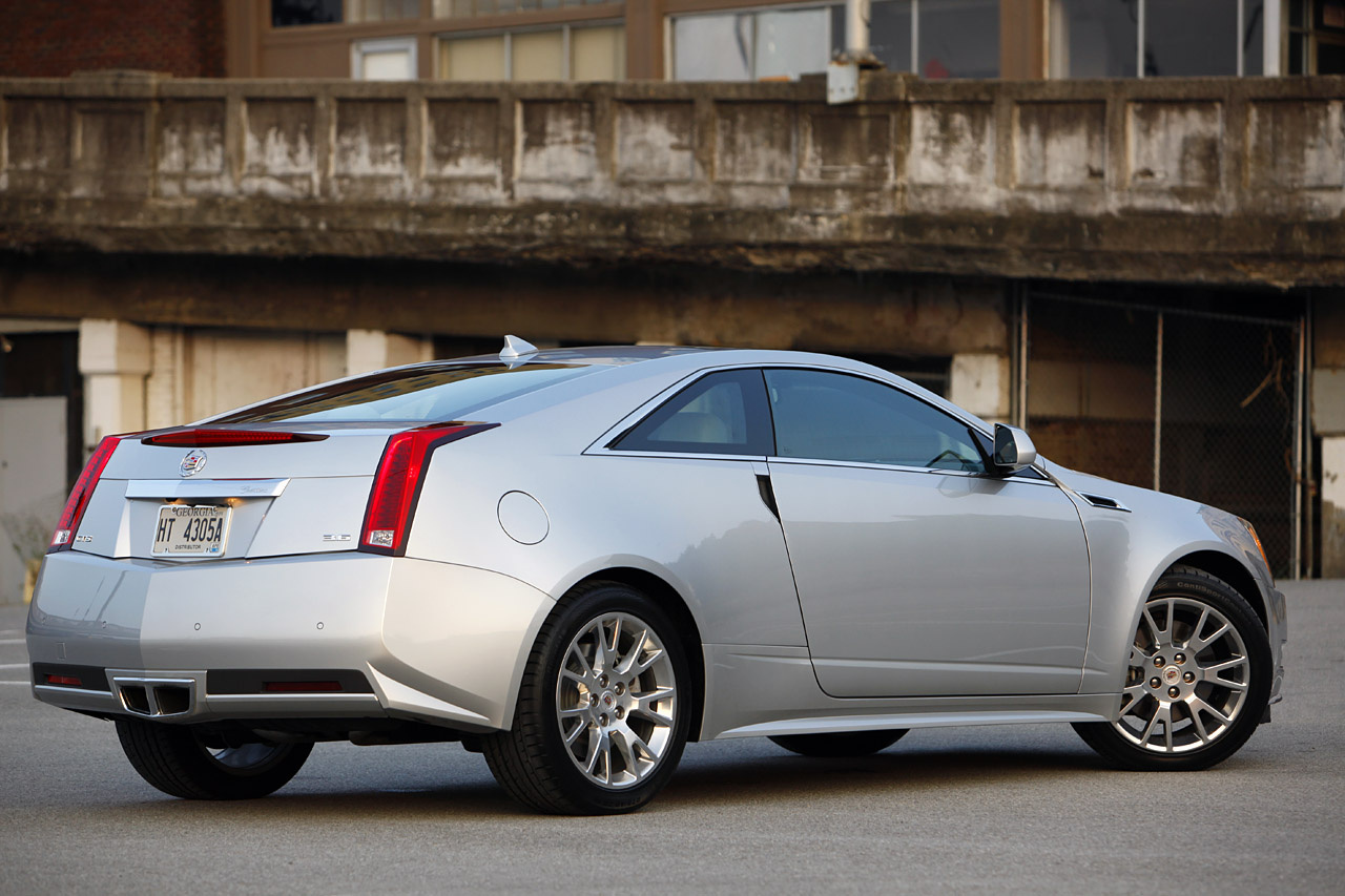 2011 Cadillac Cts Coupe #6