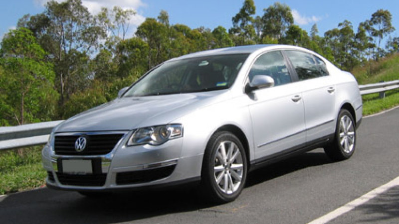 2007 volkswagen passat photos informations articles. Black Bedroom Furniture Sets. Home Design Ideas
