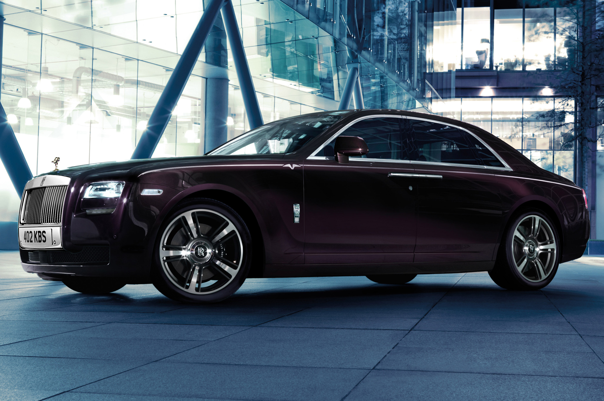 2014 Rolls royce Ghost #12